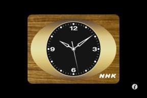 NHK Clock iPhone/iPod App #2