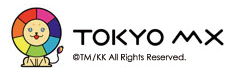 Tokyo MXTV's Logo