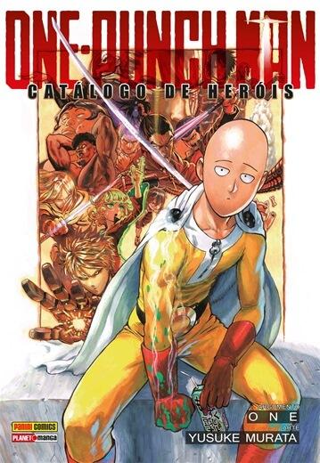 Resultado de imagem para One-Punch Man – Catálogo de Heróis