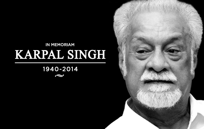 So ends the roar of a gentle tiger: Karpal Singh (1940- 2014)   Astro Awani