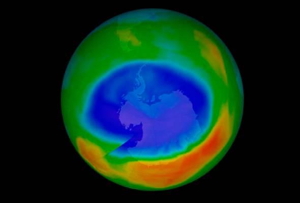 Ozon makin pulih, iklim global makin ekstrem