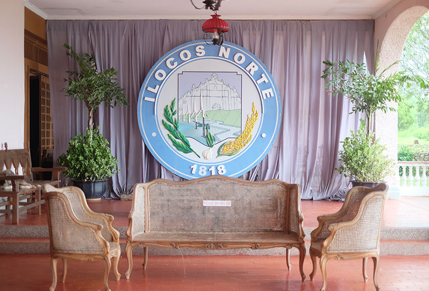 Ilocos Norte has long been a stronghold of the Marcos family. Ceritalah / Chao Wee Lee