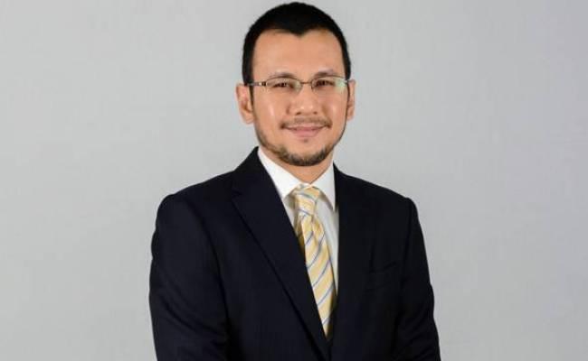 Ahmad Zulqarnain Onn Dilantik Presiden Ketua Eksekutif