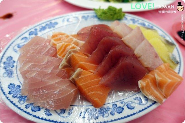 墾丁 ▌食記:後壁湖吃海鮮去。阿興生魚片.當地人推薦(生魚片必點)