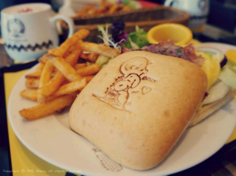 台中西屯。查理布朗咖啡Charlie Brown Café 史努比主題餐廳【小倩專欄】