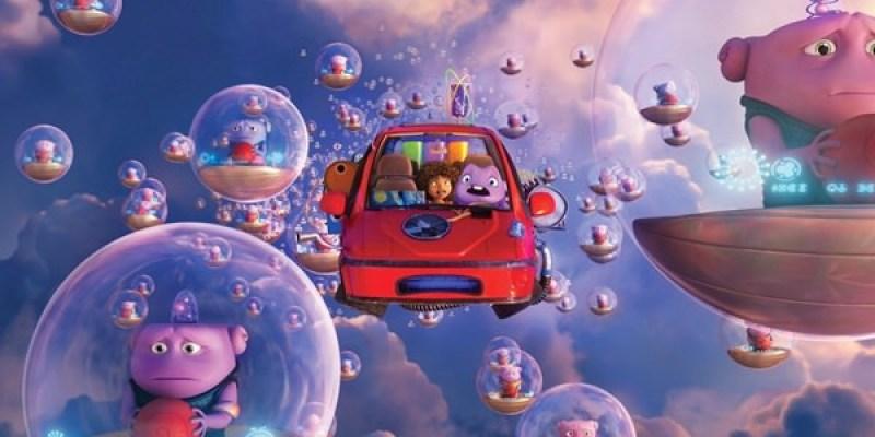 電影 ▌好家在一起 Home 夢工廠出品 DreamWorks / IMDb6.7
