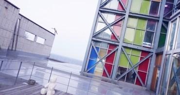韓國 ▌江陵 Haslla Art World (하슬라아트월드) 看海的景觀餐廳 還有超美飯店