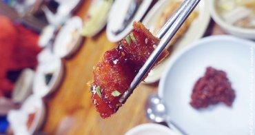 韓國 ▌平昌 黃太會館황태회관 煮烤蒸的多樣化魚類料理 用菜包著魚一起吃