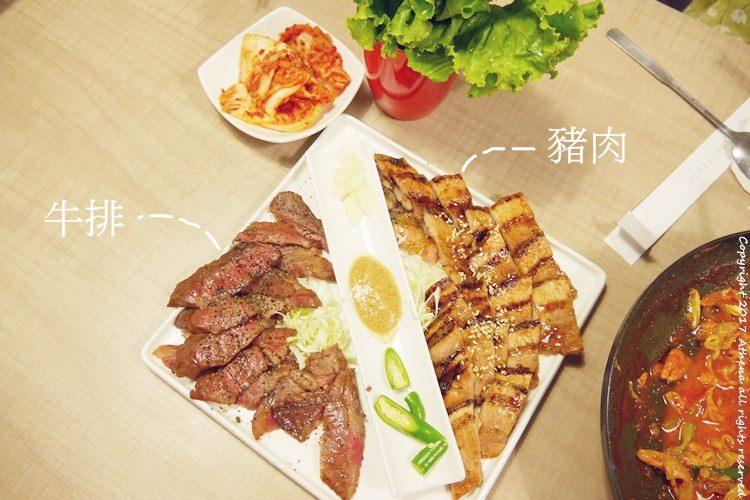 台北食記 ▌雙連站:安妞안녕韓館 巷弄韓國美食 有多款套餐 滿足選擇障礙的朋友