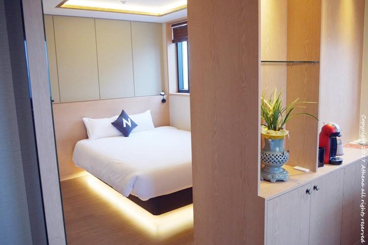韓國 ▌首爾住宿:東廟站/新設洞 Seoul N Hotel DDM 自助歐式早餐 24小時櫃台