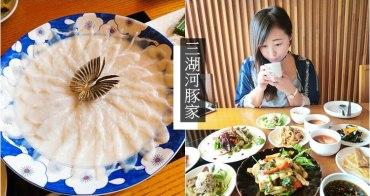 韓國 ▌新村站 (240) 在韓國吃河豚料理 삼호복집 三湖河豚家 豚定食 首爾河豚專門料理