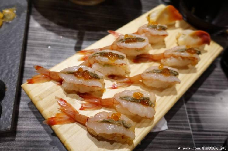 墾丁食記 ▌興丼壽司 平價日式料理 甜蝦握壽司超級厲害 蝦頭烤過 絕對必點很好吃