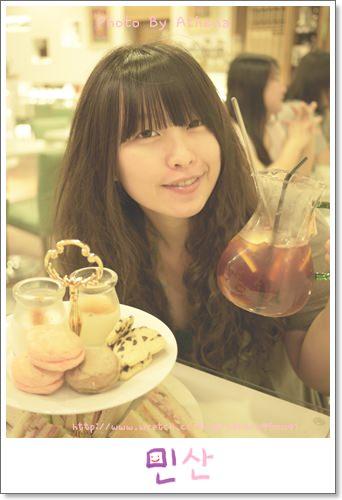│食記│台北。松山區。南京東路站 少女下午茶。櫻桃時光咖啡館