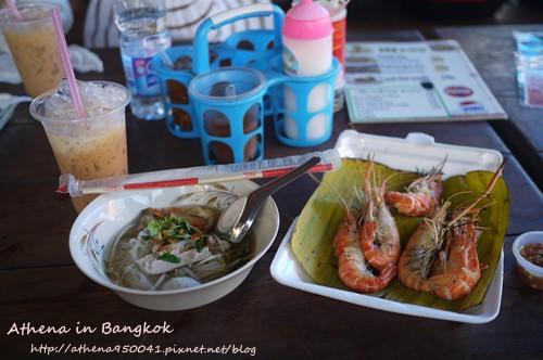 泰國 ▌ 食記 : 安帕瓦水上市場Amphawa Floating/一日遊行程