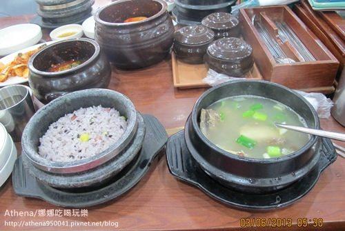 韓國 ▌首爾食記 : 清涼里站청량리역。궁중 가마솥설렁탕排骨湯 #韓國五輯