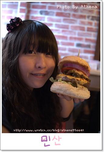 │食記│台北。公館站|大俠愛吃漢堡包。BRAVO發福廚房。