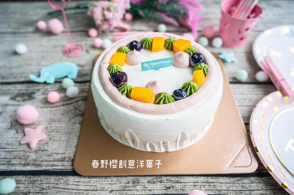 |宅配|春野櫻創意洋菓子,產品新發售,法式泡芙、泡芙蛋糕、MINI罐蛋糕選擇多樣化