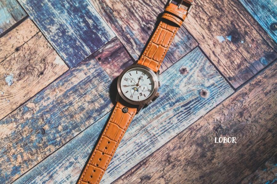  分享 LOBOR Watches,日劇『如果30歲還是處男,似乎就能成為魔法師』熱搜品牌,華麗時尚機械錶