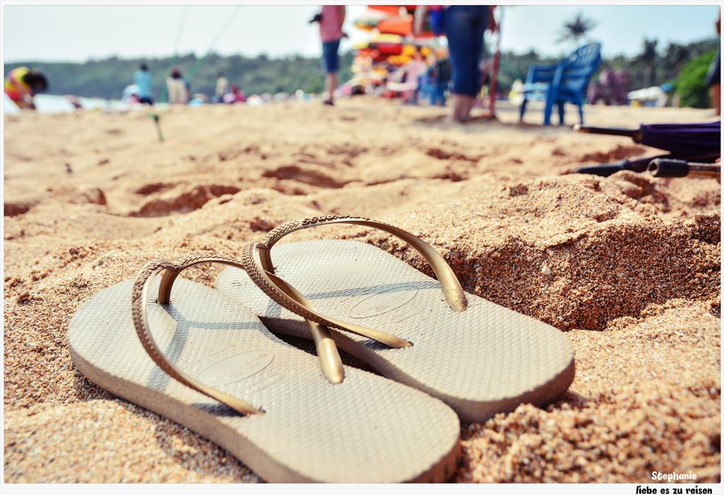 Pingtung|屏東‧恆春|陽光、沙灘、大海*我在白沙灣天氣晴