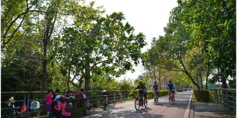 |台中‧后里|綠色隧道后豐鐵馬道*一起來騎腳踏車吧