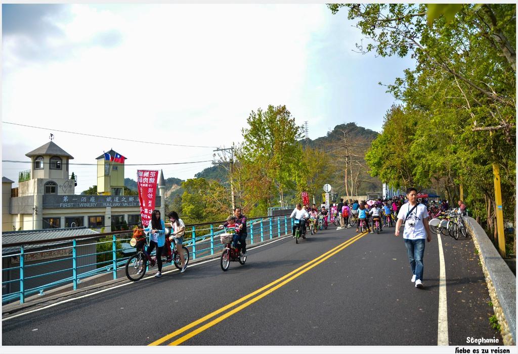 |臺中‧后里|綠色隧道后豐鐵馬道*一起來騎腳踏車吧 - 阿婷的旅行札記。