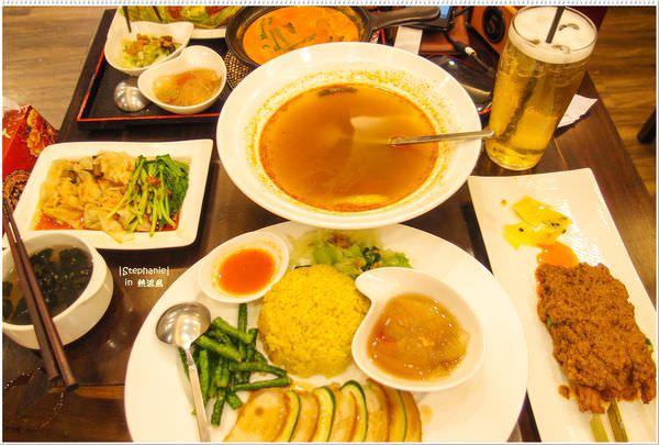 Taichung|台中‧南屯|熱浪島之素食也可以很南洋風