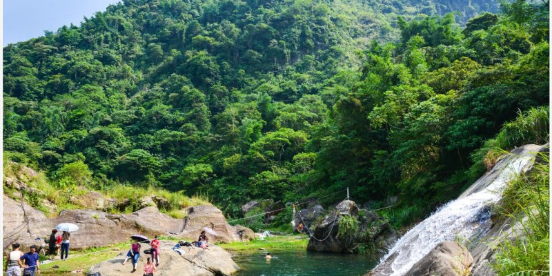 Chiayi 嘉義‧梅山 來到精靈居住的地方,深山裡的秘境*大峽谷生態農場