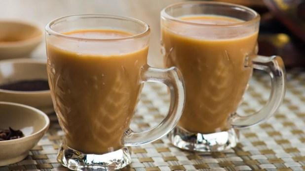 طريقة عمل الشاي الكرك القطري