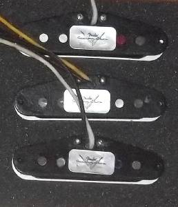 Fender® Custom Shop Texas Special Stratocaster Pickups