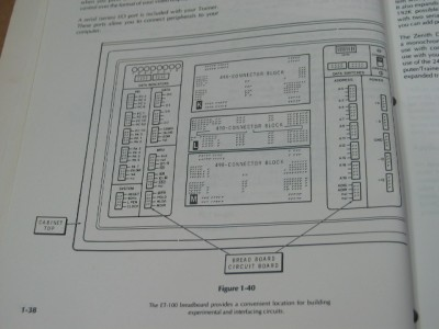 Heathkit ET-100 Computer Fundamentals with schematics