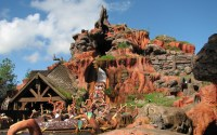 DISNEYLAND SPLASH MOUNTAIN LARGE POSTER | PHOTO | wall ...