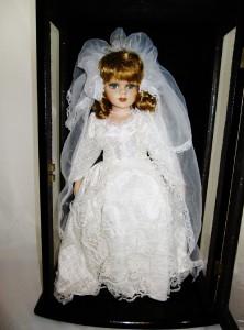 Ashley Belle BRIDE Doll wCase with COA  eBay