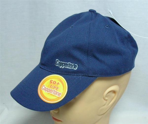 Coppertone Uv Protection Headwear 50 Upf Hat Ball Cap