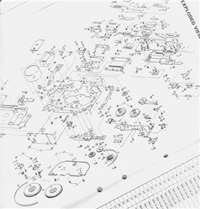 2 Manuals Clarion Auto Radio AM FM Cassette PE-751C PE