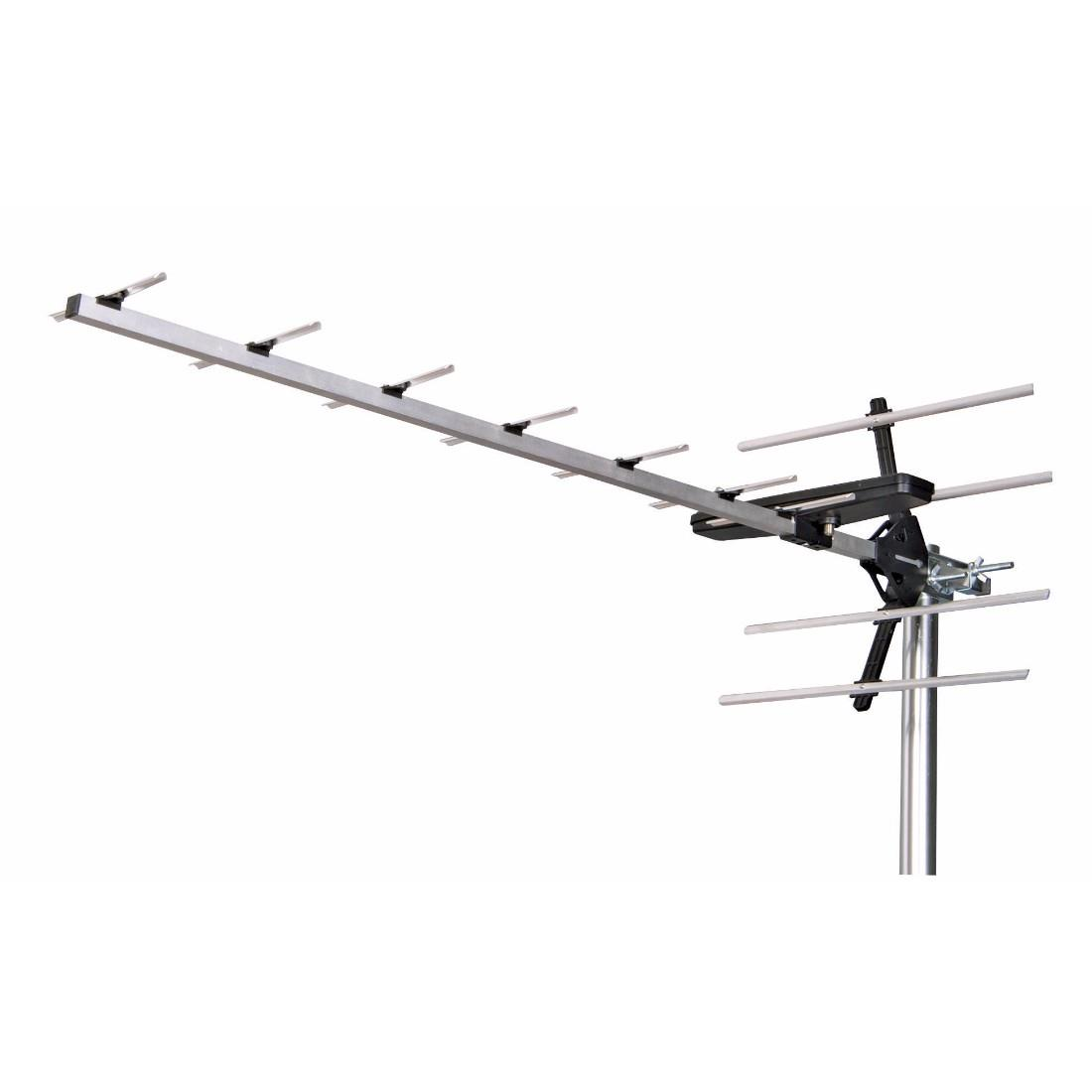 Labgear Labgt12 High Gain Tv Aerial Tv Signals In Medium