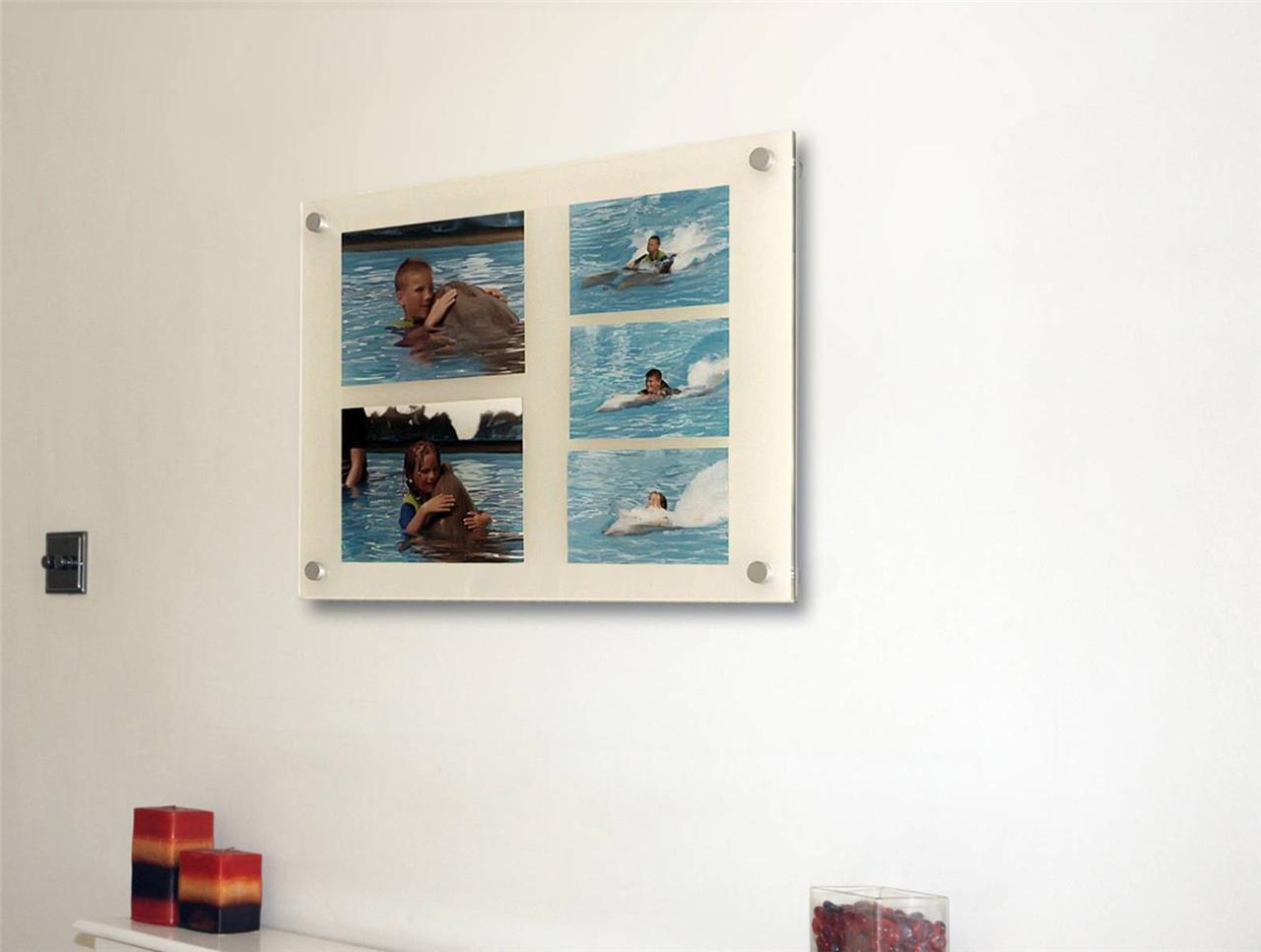 "Acrylic 20x24""10mm Wall Floating Frame"