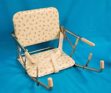 VTG BILTRITE Booster Seat Baby Feeding Portable High
