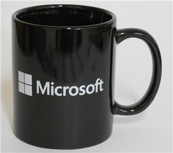 Microsoft Windows Coffee Cup Mug Advertising eBay