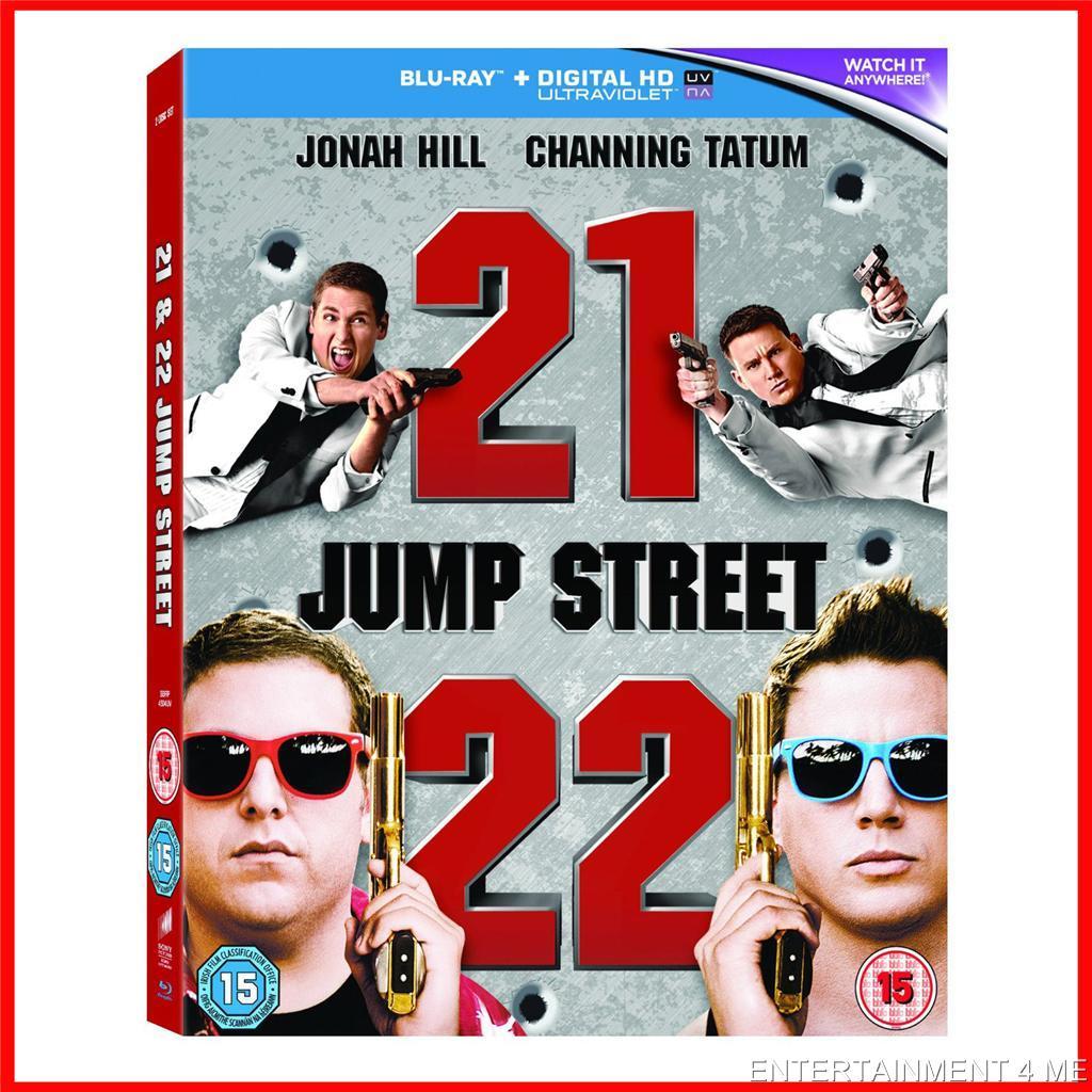 21 Jump Street Amp 22 Jump Street