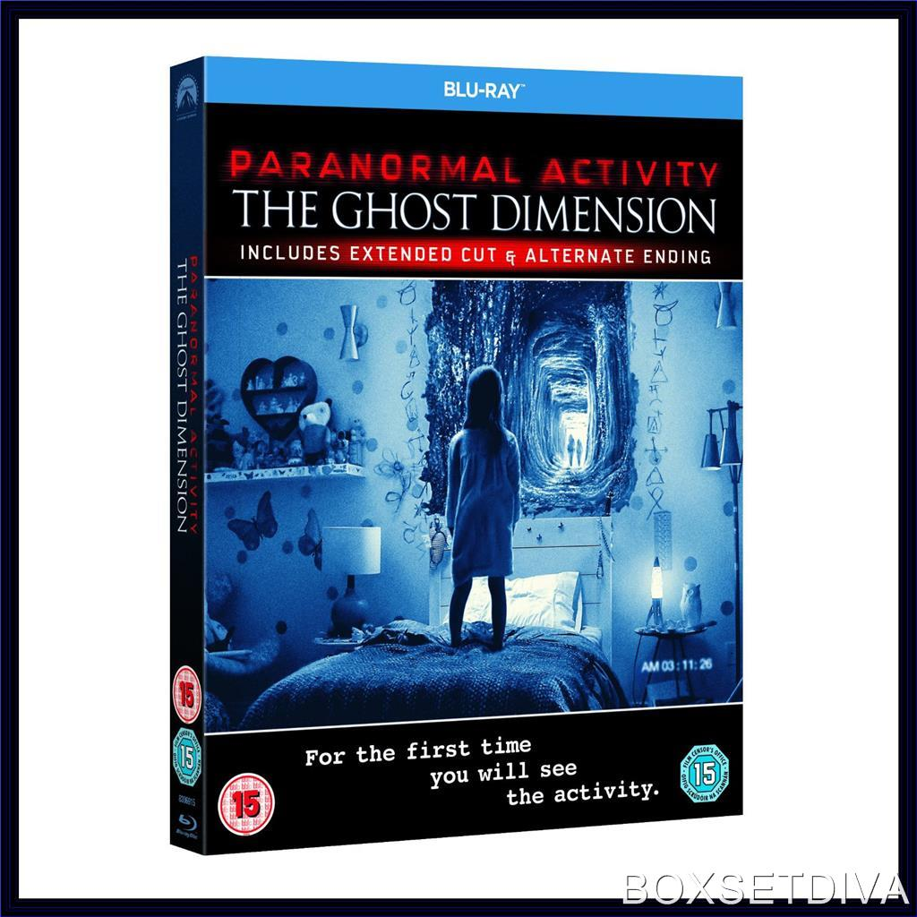 Paranormal Activity The Ghost Dimension *brand New Bluray