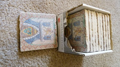 Venetian stone ceramic tiles of Italy Rialto Middle ages A deco 4x4 30 pieces  eBay