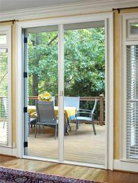 Retractable Door Fly screens for French Doors 1800mmW x ...