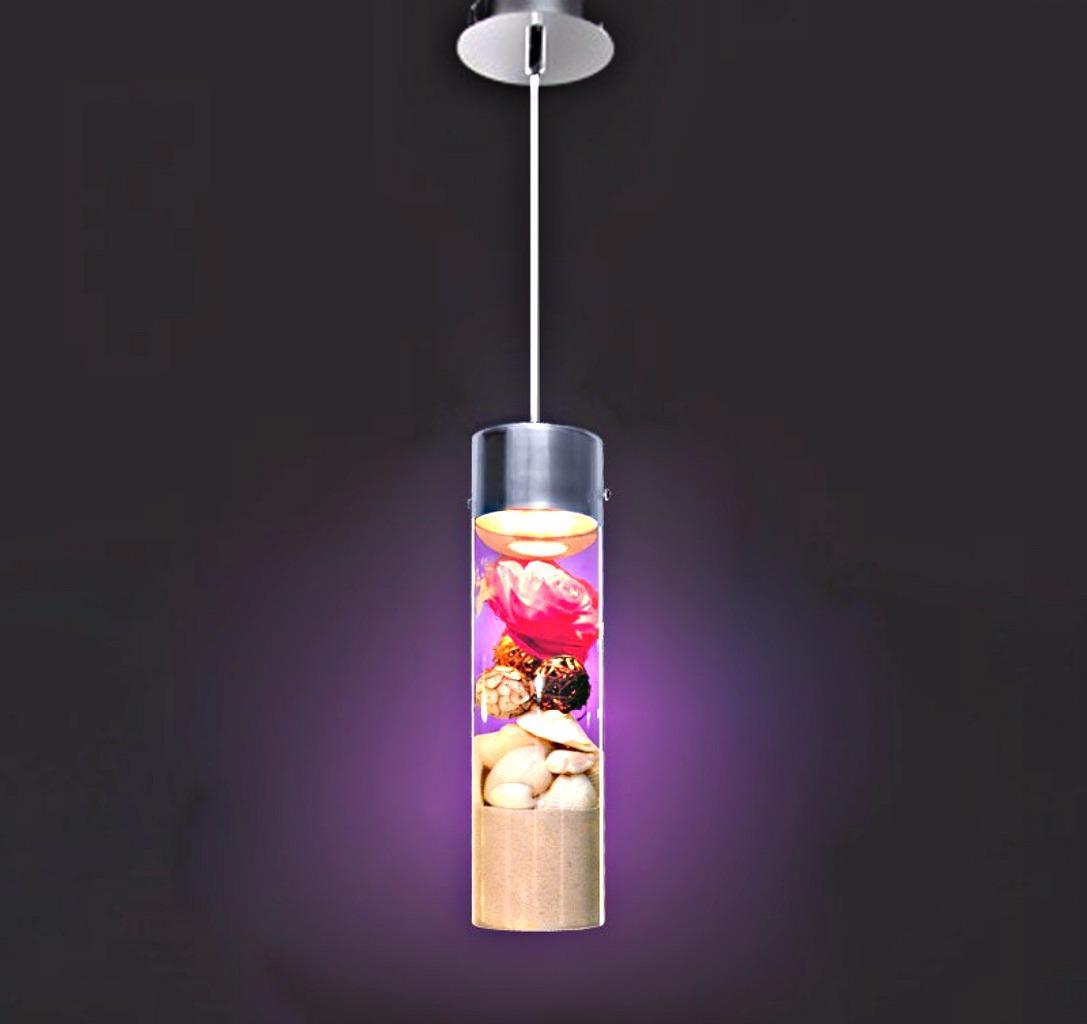 Single LED Pendant Light Chandelier Ceiling Lighting