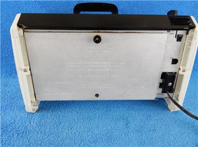 Black  Decker Spacemaker Under Cabinet Toaster Oven TRO 360 TY5  eBay