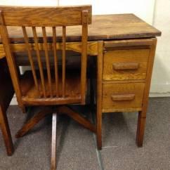 Chair For Child S Desk Antique Morris Rocker Recliner Vintage Industrial Metal Student 39s Modern