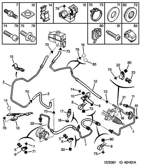Peugeot 406 Wiper Schaltplang