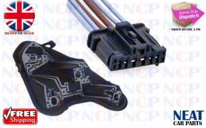 PEUGEOT 308 REAR TAIL LIGHT BULB HOLDER & WIRING CONNECTOR REPAIR KIT LH REAR   eBay