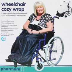 Wheelchair Blanket Eames Soft Pad Management Chair Pharmore Cozy Wrap Waterproof Fleece