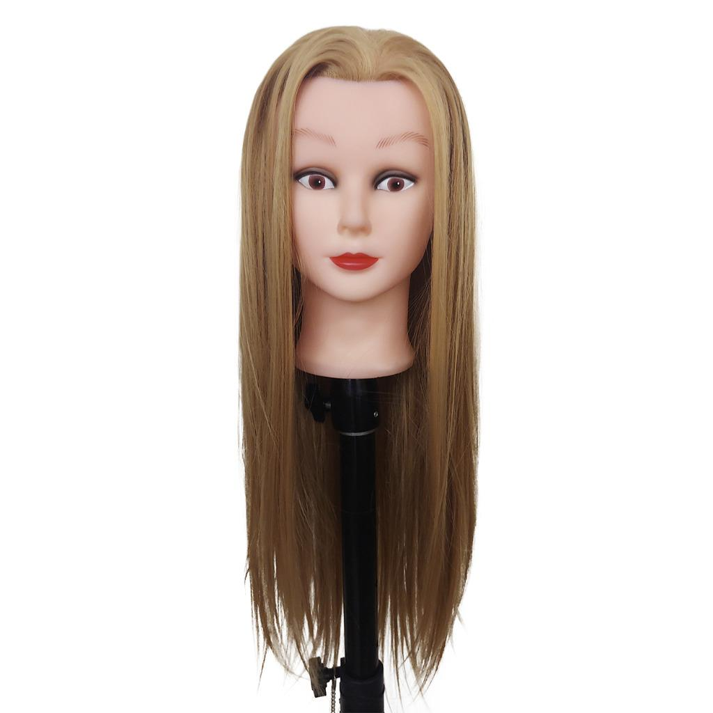 Training Manikin Head 19 Female Cosmetology Mannequin