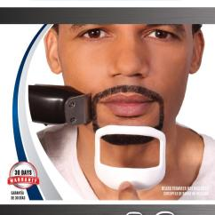 Ebay Used Chairs Stool Chair With Arms Beardoptima Goatee Outliner Perfect Beard Shaper Facial Hair Tool Template 5 Szs 712038355952 |